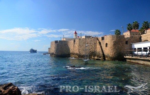 Акко – античная достопримечательность Израиля
