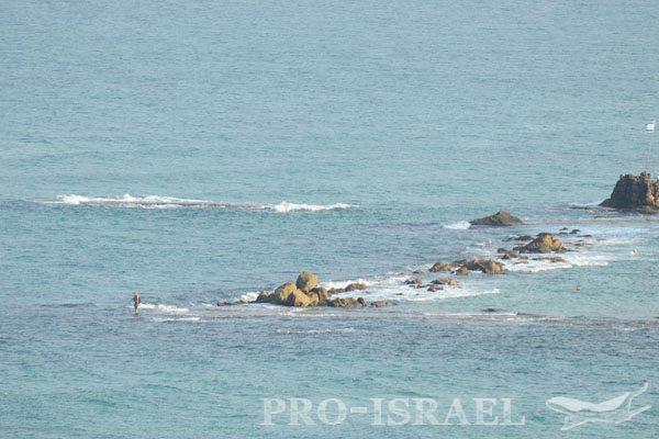 Средиземное море, Бат-Ям, Израиль