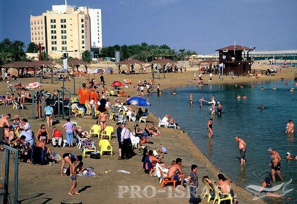 В израиле великолепные пляжи