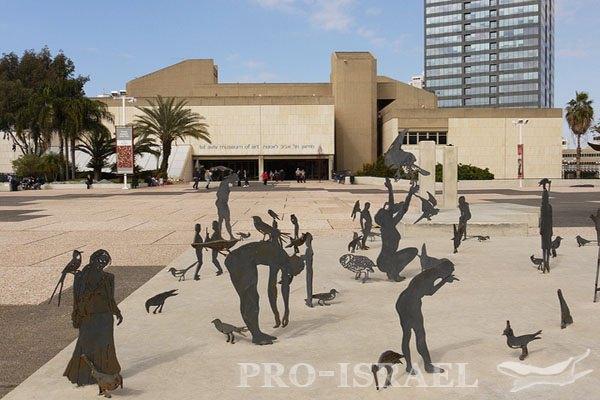 Тель-Авивский музей изобразительных искусств, Израиль