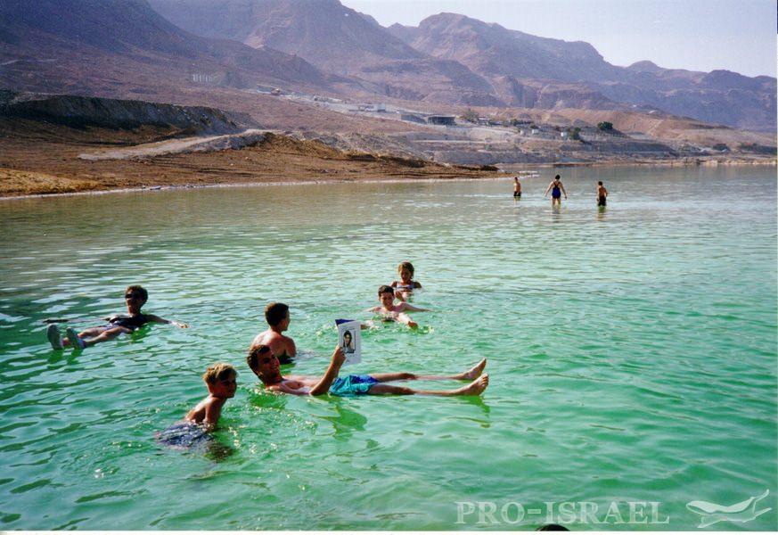 Отели Мертвого моря - отдых в Израиле