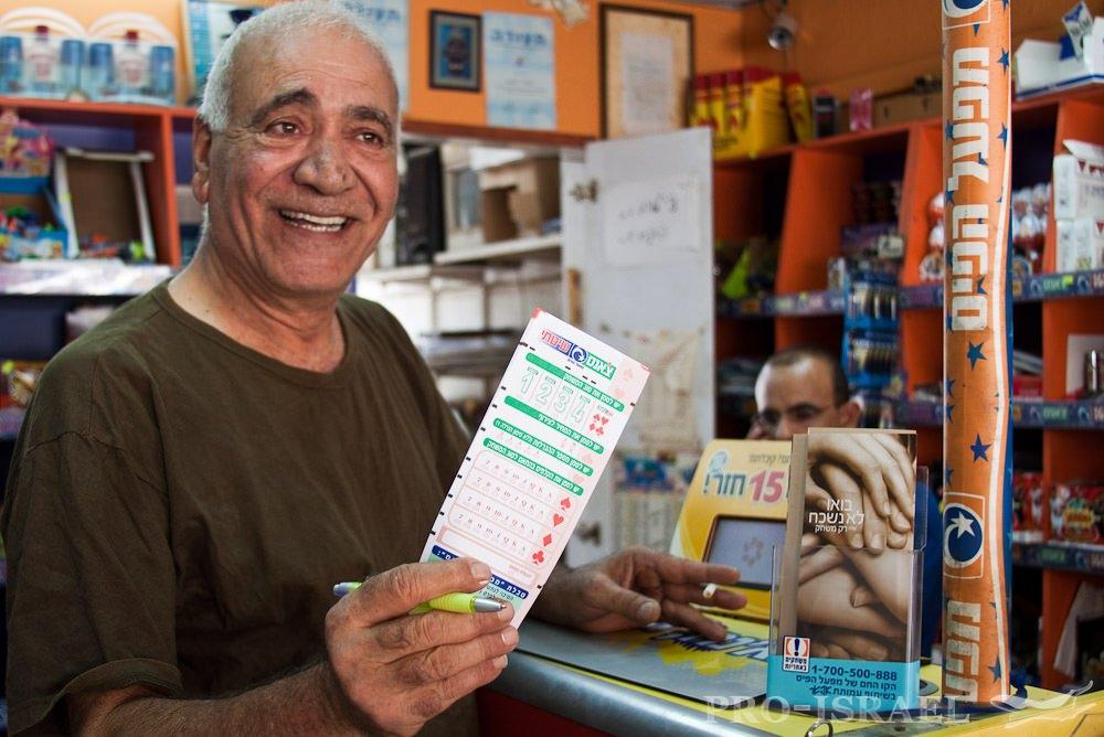 лотерея израиля