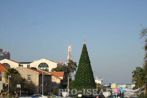 Новогодние туры в Израиль