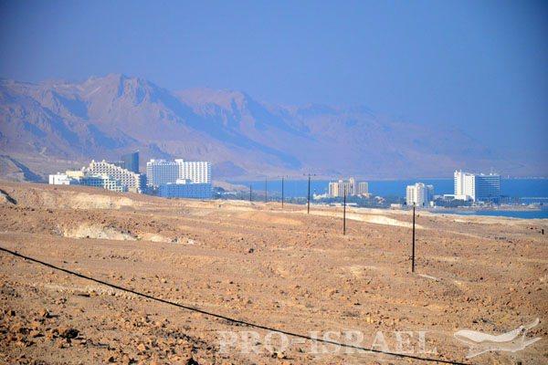 Отели Мертвого моря, Израиль