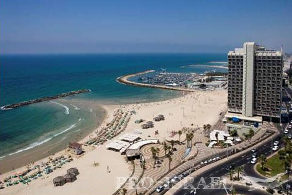 Отели Тель-Авива, Израиль