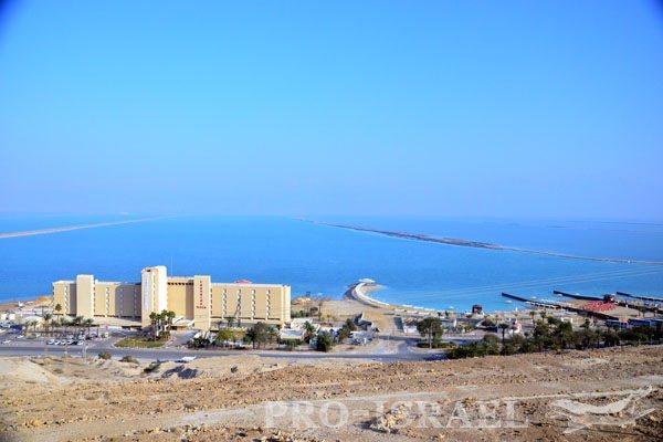 Побережье Мертвого моря, Израиль