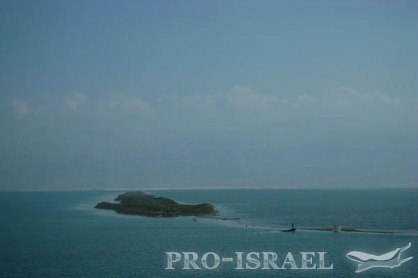Уникальное Мертвое море, Израиль