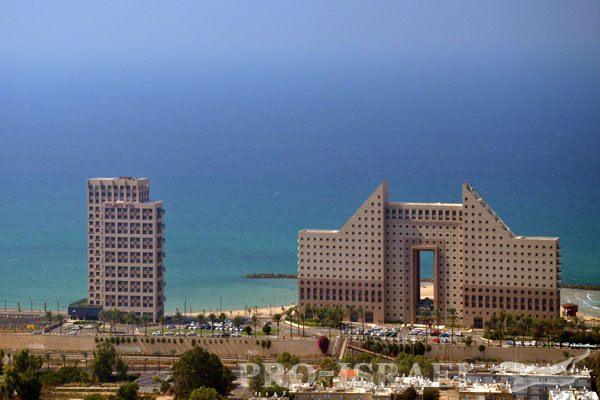 Рекомендуемые отели и гостиницы Хайфы, Израиль