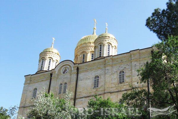 Горненский православный женский монастырь, Эйн-Карем, Иерусалим, Израиль