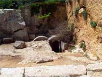 Могила семьи Ирода Великого