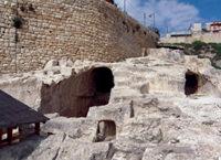 Царские могилы