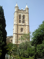 Церковь Сент-Джордж