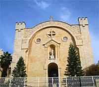 Церковь Сант-Винсент-де-Поль