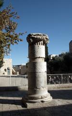 Колонны древнего Иерусалима