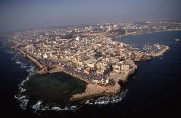 В Акко обнаружен порт возрастом 2,3 тыс. лет