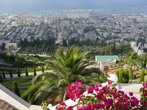 Израиль, Хайфа: фото Хайфы
