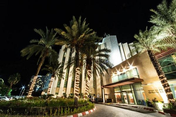 Отель Hod Hamidbar