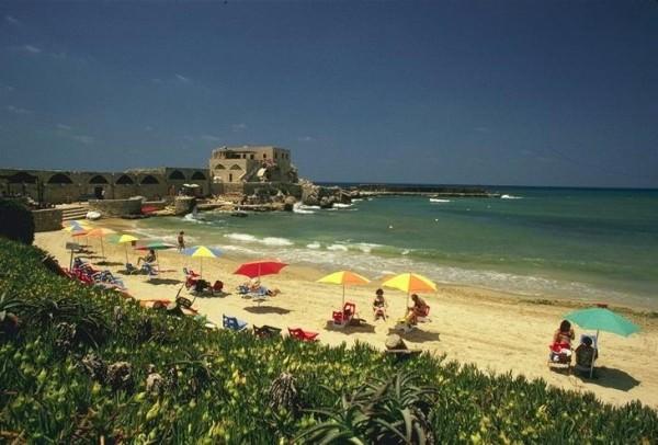 Пляжи Израиля, пляжный отдых в Израиле, фото, отзывы