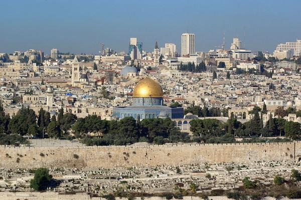 Площадь Израиля - какова она?