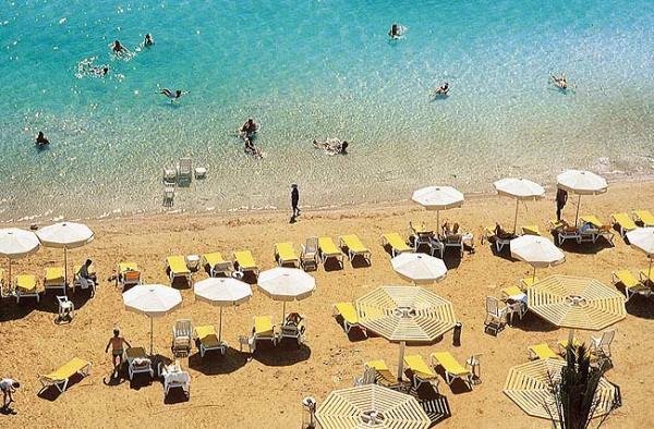 Курорты Израиля - Мертвое море, отели, отзывы туристов