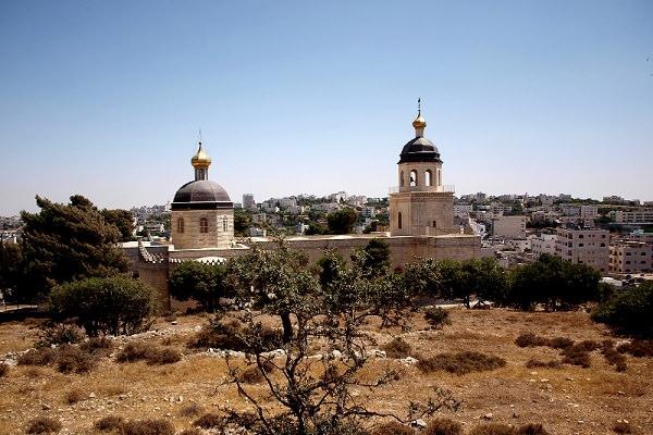Храмы Хеврона