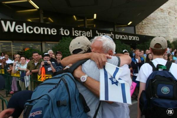 Член семьи репатрианта в израиль