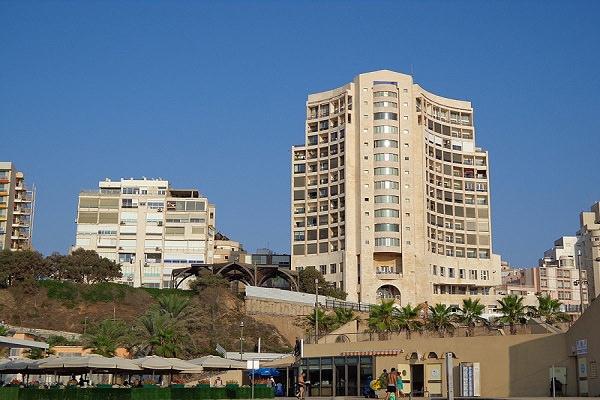 Отель Blue Weiss
