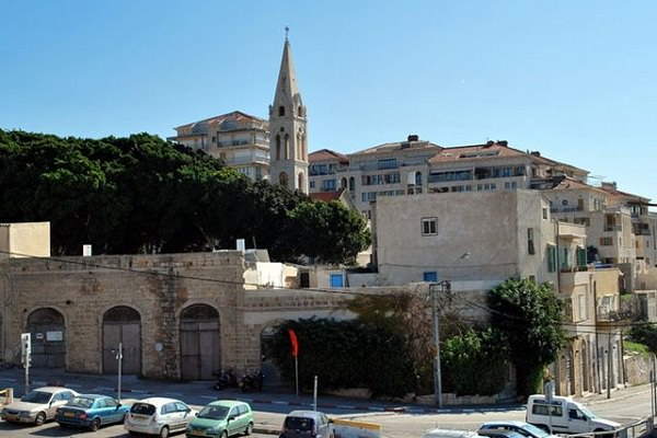 Яффа  Тель Авив