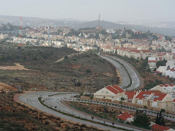 Расстояние между городами Израиля