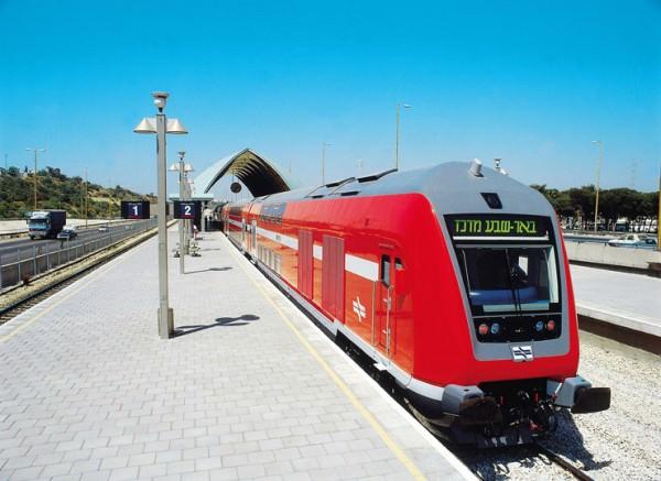 Железные дороги Израиля