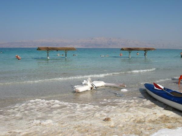 Отдых на Мёртвом море