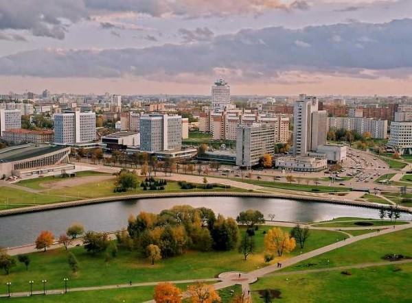 Посольство Израиля в Минске (Беларусь)