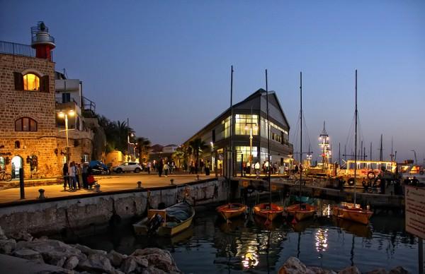 Главный порт Израиля и прочие порты в Израиле