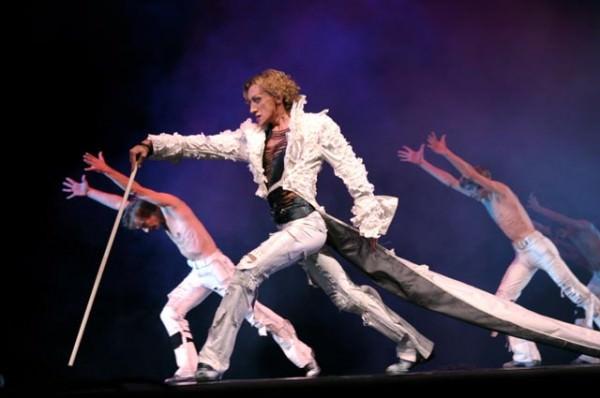 В Израиле ожидается приезд Мужского балета